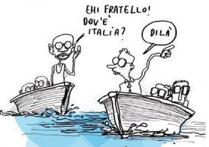 DIsoccupazione-e-immigrazione-vignetta