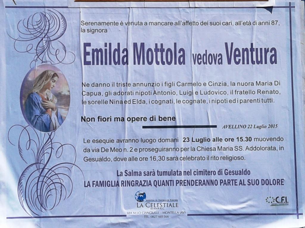 Emilda-Mottola-vedova-Ventura