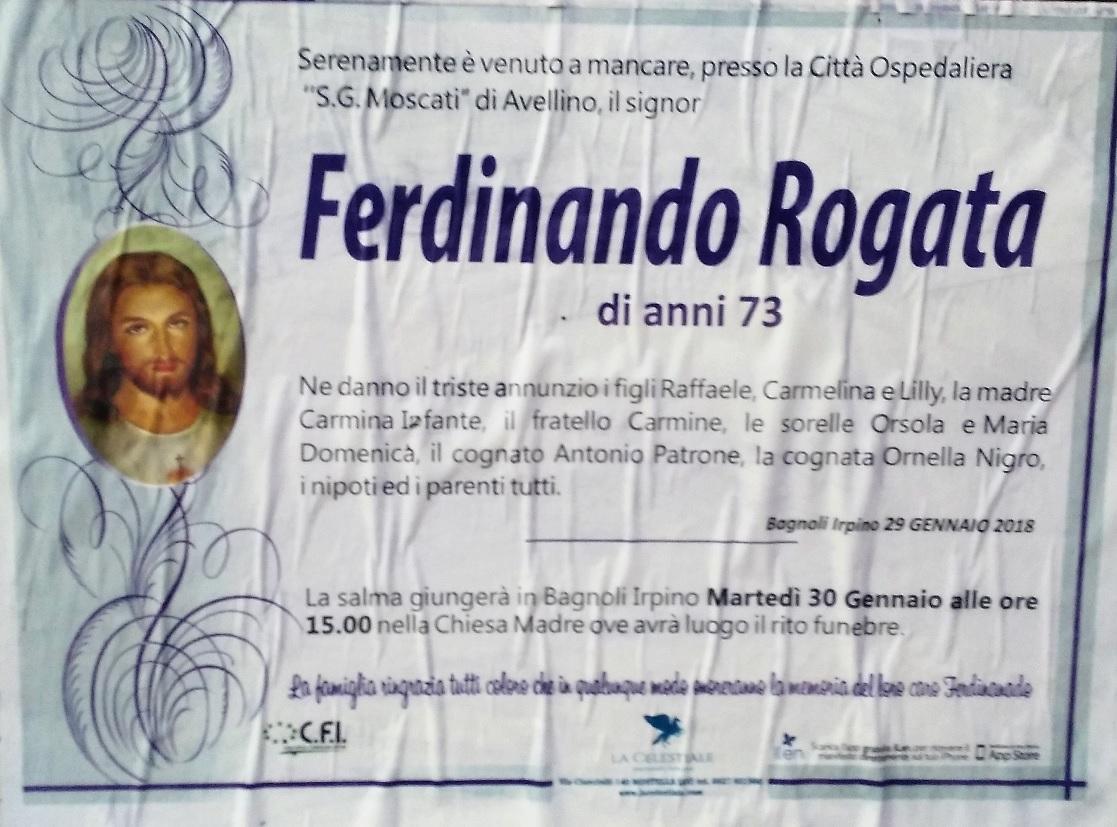 Ferdinando-Rogata