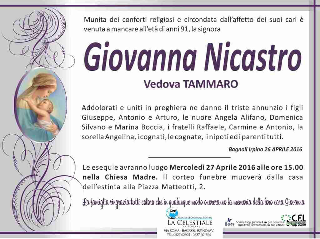 Giovanna-Nivcastro-vedova-Tammaro