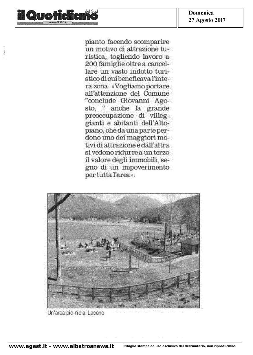 IL QUOTIDIANO DEL SUD, OBIETTIVO SALVARE IL LACENO_Pagina_2