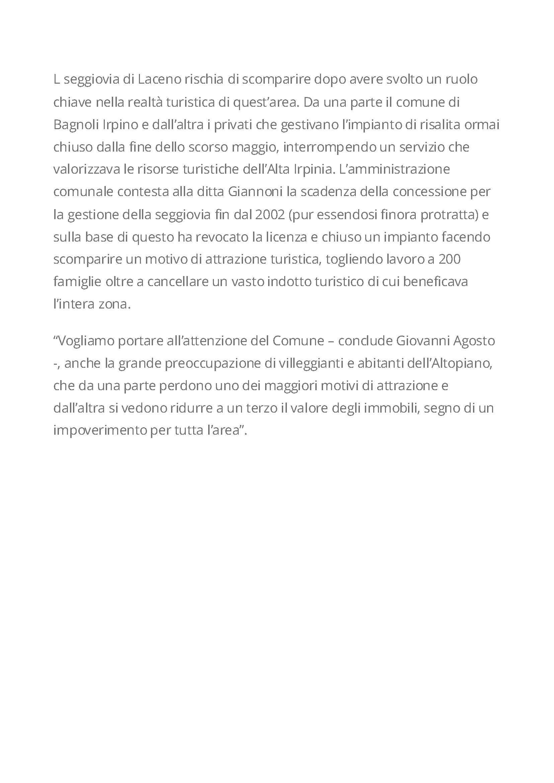 IRPINIANEWS, Un comitato per rilanciare e valorizzare l'altopiano_Pagina_2