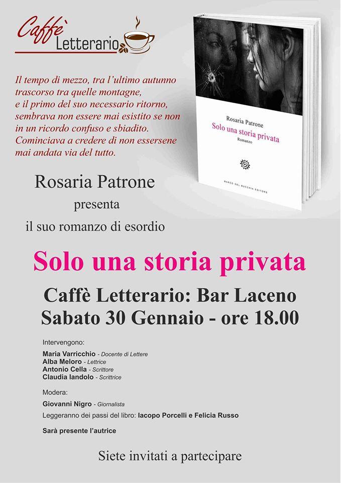 Locandina-Libro-Sono-una-storia-privata-Rosaria-PAtrone