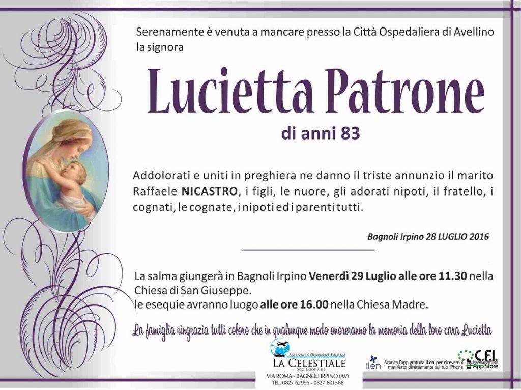 Lucietta-Patrone