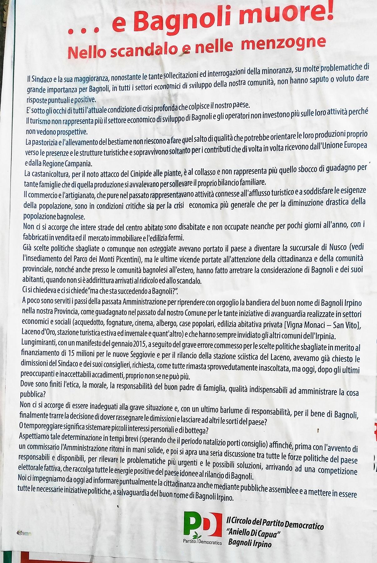 manifesto-pd-e-bagnoli-muore-nello-scandalo-e-nelle-menzogne-17-12-2016