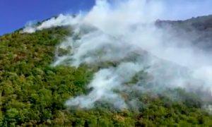 Montella-incendi