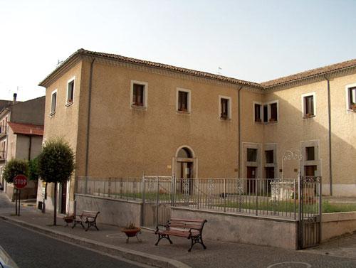 Municipio a Bagnoli - Via Roma