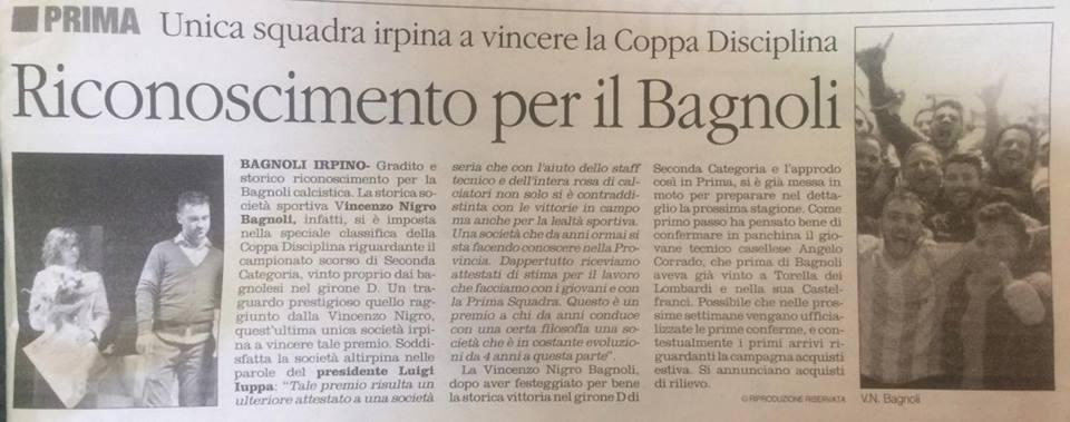 Quotidiano-Bagnoli-vince-Coppa-Disciplina