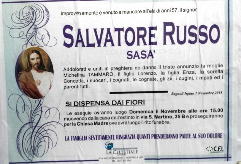 Salvatore-Russo-detto-Sasa