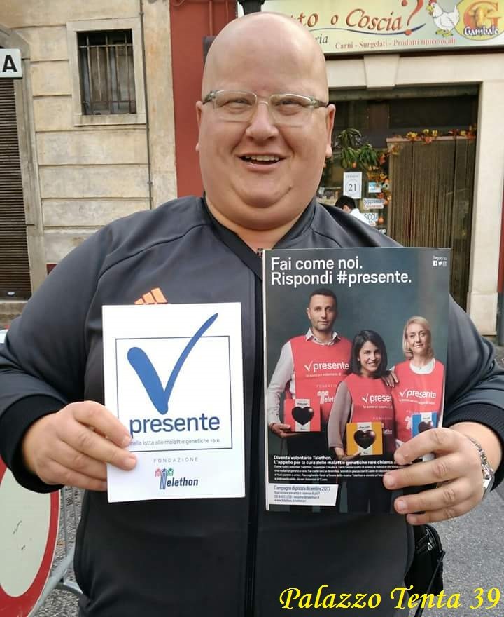 Telethon-Bagnoli-Irpino-Vincenzo-Grieco-Presente-2017