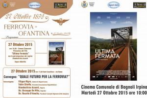 ULTIMA FERMATA-Convegno- Bagnoli-Ottobre-2015