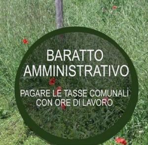 baratto amministrativo-