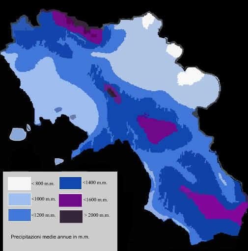 conferenza-meteo-slide-precipitazioni-campania-Michele-Gatta-0