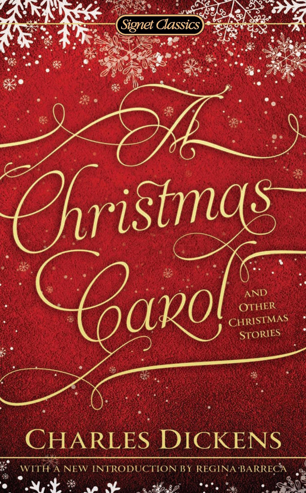Libro A Christmas Carol