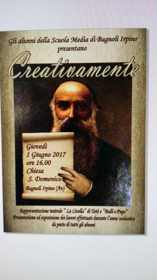 manifesto-creativamente-scuole-medie-bagnoli-irpino